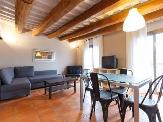 Apartamento para 4 cerca Ramblas - mensual, Barcelona