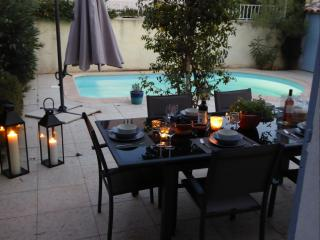 Bandol Villa 5 mins walk town centre and beaches