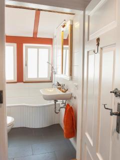 Ihr Bad mit Dusche und WC