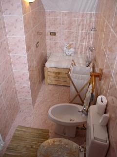 Il Bagno, zona wc