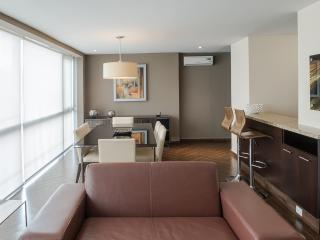 Simple Yet Modern 2 Bedroom Apartment in Santa Fe, Mexico City