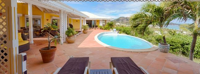 Villa Coccinelle 3 Bedroom SPECIAL OFFER, Orient Bay