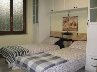 Camera con 2 singoli - Room with 2 single beds - Chambre avec 2 lits simples