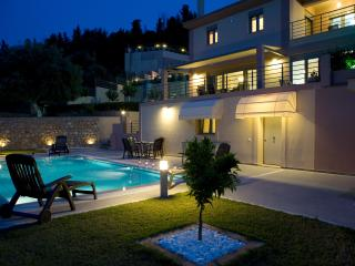 Villa Amfitrite Suite full of luxury and comfort, Lygia