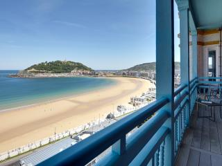 Playa de La Concha 2 Apartment in San Sebastian, Saint-Sébastien