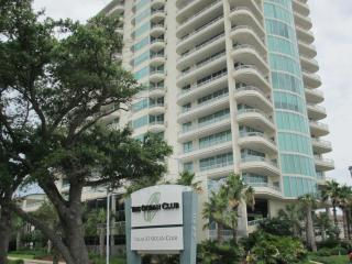 Luxury Ocean Front Two Bedroom Two Bath Condo on Biloxi Beach