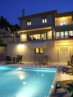 Luxury villa with private swimming pool