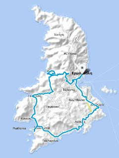 Biking Tour de Syros