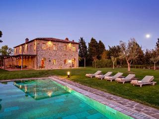 Villa Biondi, Sleeps 10, Montalcino