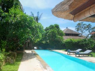 Villa Bougainville, 3 BR, 5 mins to Sanur Beach