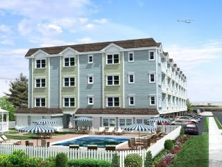 Wildwood Crest Condo with Ocean Views
