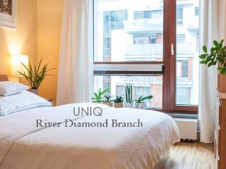 UNIQ River Diamond, Prague