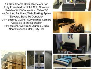 Baguio  Vacation Hotel Apartelle Transient Baguio
