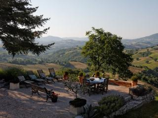 B&B Casale Margherita nr. Pergola with great views