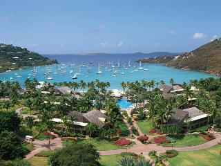 Christmas week at Westin St. John Resort,  USVI, Cruz Bay