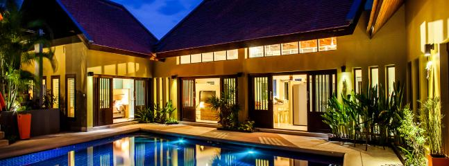 Secure and peaceful villa