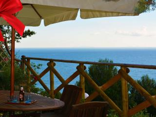Villino a picco sul mare a Sperlonga