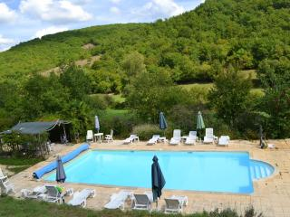 Le Manoir - Gite Duras 4p - swimming pool