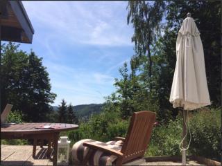Ferienhaus mit Traumaussicht, Biedenkopf
