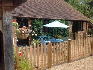 Self catering holiday cottage, Bishopsbourne