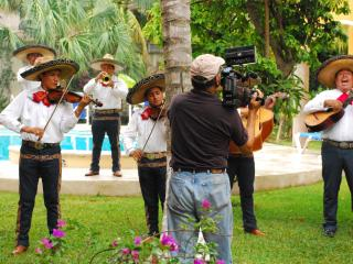 Casa Colonial; Celebrate Mexican Colonial Style!, Cozumel