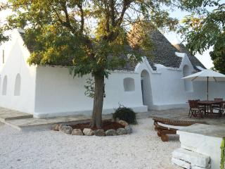 Nice independent home in a trulli village