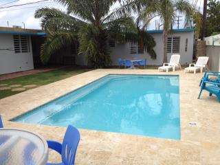 PALMAS VACATION RENTALS / QUEEN ANGEL FISH VILLA, Aguadilla