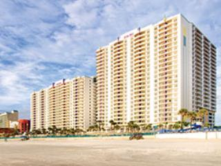 Wyndham Ocean Walk Daytona  2 bedroom lockoff