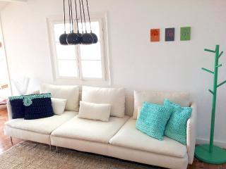 Living Room Sofa TV Area