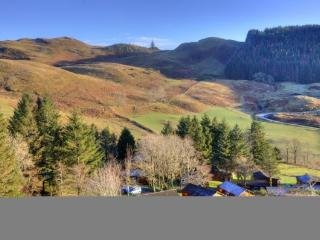 Cosy Lodge on the West Coast- Beech Lodges, Lerags