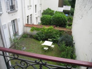 Appartement de charme a Vincennes