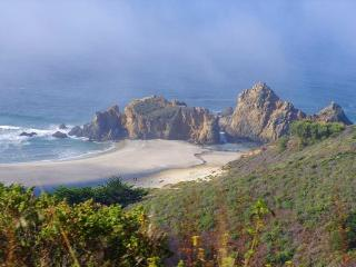 Stunning Views of Big Sur Pfeiffer Beach