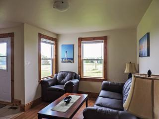 New Listing! Quaint Recently Renovated 2BR Murray Harbour House w/Screened-in Porch & Private Access to Fox River Ocean Inlet - Wonderful Location on 27 Acres of Land!