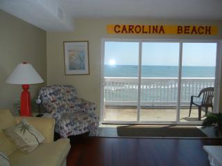 Sun Skipper Ocean Front Top Floor, Carolina Beach
