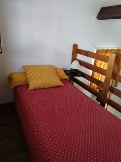 donc le lit 1 place mezzanine