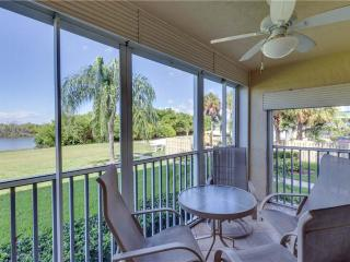 Sand Caper 103, Gulf Front, Elevator, Heated Pool, Fort Myers Beach