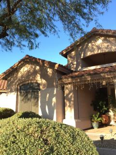 In a quiet, family neighborhood ideally located to explore North Phoenix