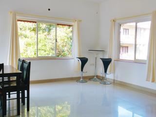 Spacious Holiday Apartment near Baga Goa, Saligao