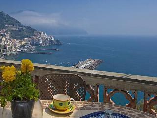 Dipendenza del Convento San Ba, Amalfi
