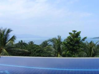 3 Bed Sea View Villa 5 mins walk beach (Pad Thai), Plai Laem