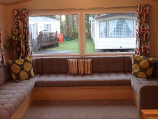 3 Bedroom Caravan South West Cornwall sleeps 6/8
