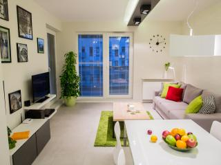 Kiwi Apartment - central Wroclaw, Breslau
