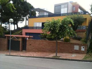Casa moderna en la playa y cerca de Barcelona, Sant Pol de Mar