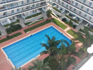 Apartamento Gandia Playa 4/6 huesp. Piscina y Park, Playa de Gandia