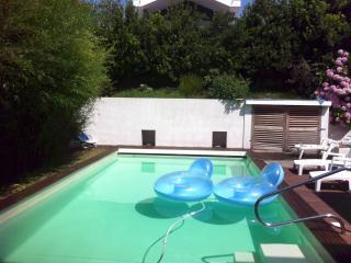 Maison moderne avec piscine et plage à pied, Anglet