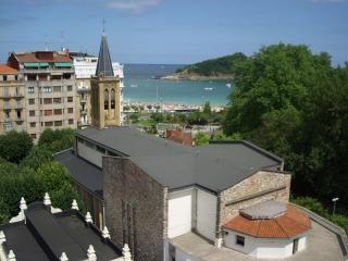 Silencioso y con vistas al mar, Donostia-San Sebastián