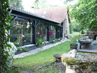 Domaine Alegria, Comfortable sunny house