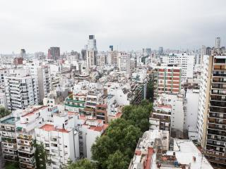 20th Floor Great View Studio 100% Equipped Palermo, Buenos Aires