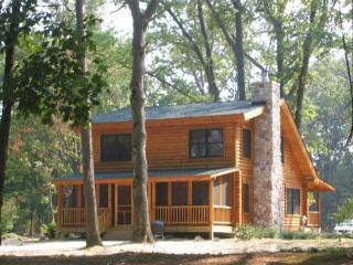 Sugar Shack - Luxury Log Home at Goshorn Lake