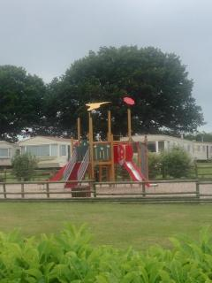 St. Helens caravan park Isle of Wight